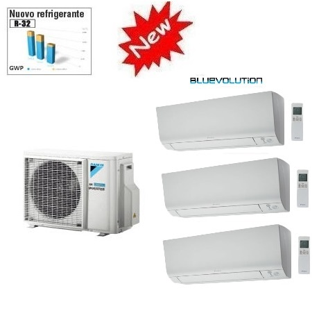 Kit Daikin Trial Split FTXM-M (Gas R-32)