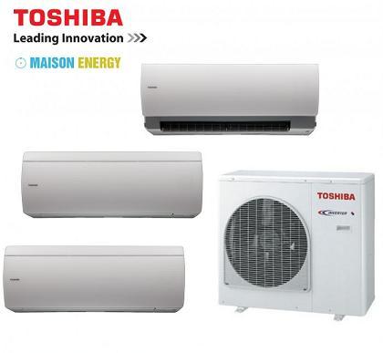 Linea Residenziale Multi Toshiba