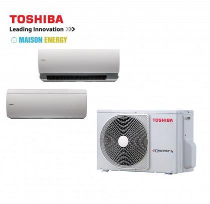 Toshiba Dual Split