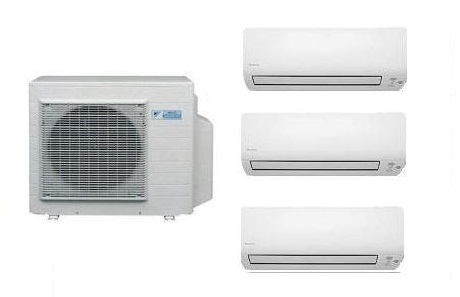 Kit Daikin Trial Split Serie K