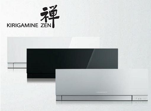 Kit Mitsubishi Dual Split Kirigamine Zen
