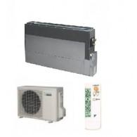 DAIKIN CLIMATIZZATORE A PAVIMENTO DA INCASSO FNQ35A-I/RXS35L INVERTER P/C 12000 BTU/H (Telecomando incluso)