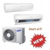 SAMSUNG DUAL Serie AR9000M Smart WI-FI AJ040FCJ2EH/EU + AR09JSPFB + AR12JSPFB 9+12