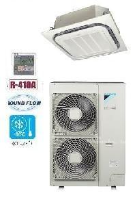 DAIKIN Cassetta da incasso Round Flow FCQG71F-I/RZQSG71L3V1 24000 BTU/h CLASSIC INVERTER Telecomando & griglia standard inclusi