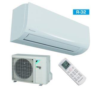 DAIKIN CLIMATIZZATORE MONO SENSIRA INVERTER FTXF50A/RXF50A 17.000 BTU - Gas R-32