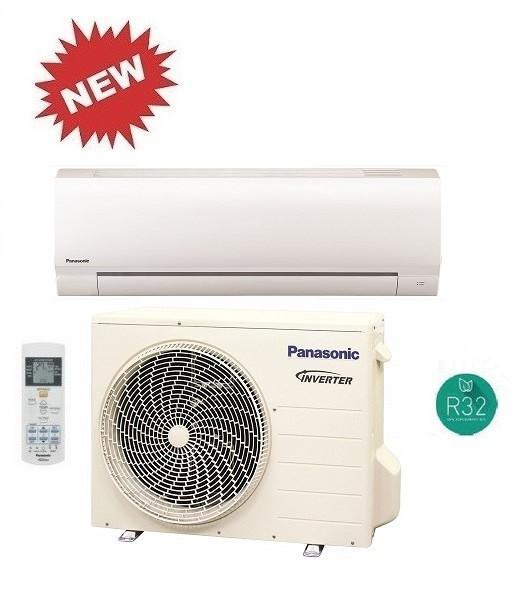 PANASONIC MONO Serie PZ CS-PZ50TKE/CU-PZ50TKE Standard Inverter 18000 BTU INVERTER P/C Gas R-32