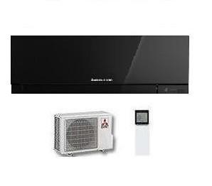 MITSUBISHI ELECTRIC CLIMATIZZATORE MONO KIRIGAMINE ZEN MSZ-EF35VE3B/MUZ-EF35VE Black