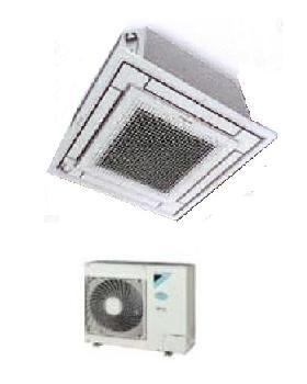DAIKIN CLIMATIZZATORE FFQ50C-FGW/RXS50L 17000 BTU (com. a filo & Griglia bianca incl.)