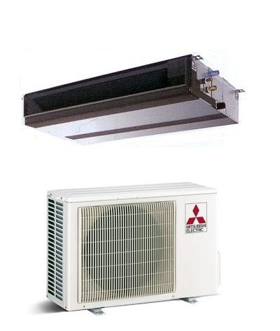 MITSUBISHI STANDARD Inverter PEAD-RP35JA-Q/SUZ-KA35VA(3) Canalizzabile MONOFASE (senza comando)