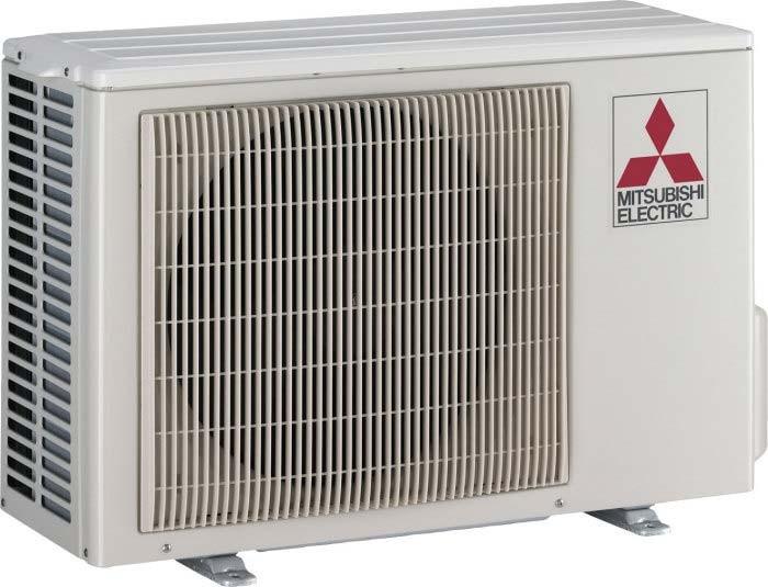 MITSUBISHI ELECTRIC Unità Esterna Multi DUAL MXZ-2D53VA INVERTER P/C 18000 BTU/h