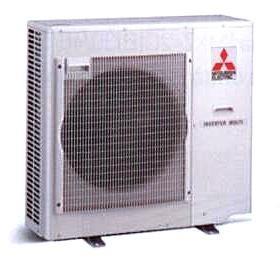 MITSUBISHI ELECTRIC Unità Esterna Penta MXZ-5E102VA INVERTER P/C
