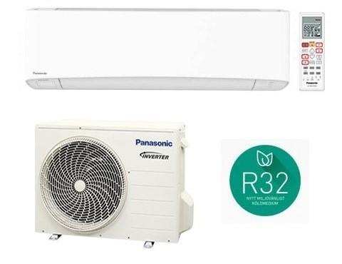 PANASONIC MONO CS-Z35TKEW/CU-Z35TKE ETHEREA WHITE 12000 BTU INVERTER P/C A+++/A+++ Gas R-32