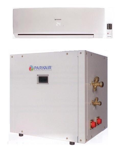 PARKAIR WI9/ACW-9-H Monosplit ad acqua a espansione diretta 9000 BTU INVERTER P/C
