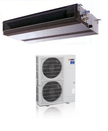 MITSUBISHI Electric Power Inverter PEAD-RP100JA-Q/PUHZ-ZRP100VKA Canalizzabile MONOFASE (senza comando)