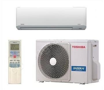 TOSHIBA MONO SUPER DAISEIKAI EVO RAS-B10N3KVP-E/RAS-10N3AVP-E 9000 BTU/h Inverter P/C