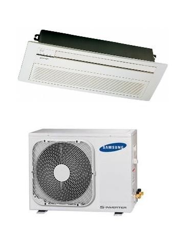 SAMSUNG AC026MN1DKH / AC026MXADKH Cassetta 1 via slim 9000 BTU INVERTER P/C (Pannello PC1NUSMAN incluso)