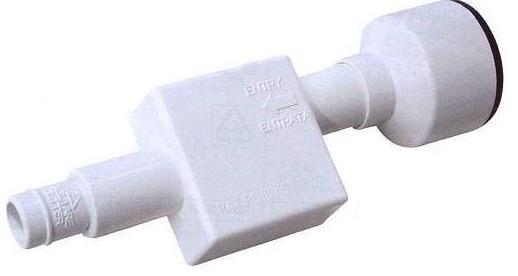 ACCESSORI - Sifone per acqua di condensa (Verticale)
