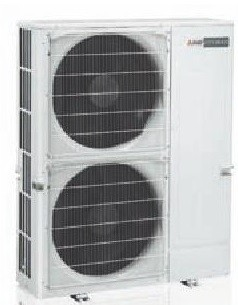 MITSUBISHI ELECTRIC VRF Unità Esterna PUMY-P125YKM2 DC INVERTER P/C TRIFASE