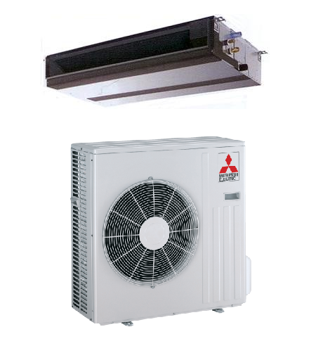 MITSUBISHI STANDARD Inverter PEAD-RP50JA-Q/SUZ-KA50VA(4) Canalizzabile MONOFASE (senza comando)