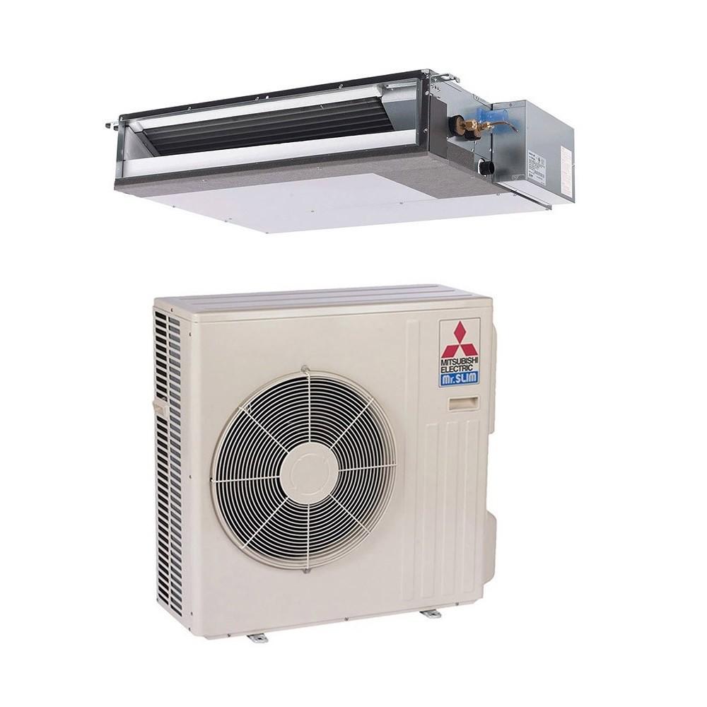 MITSUBISHI ELECTRIC CLIMATIZZATORE MONO Canalizzata SEZ-KD60VAL/SUZ-KA60VA 20000 BTU/h