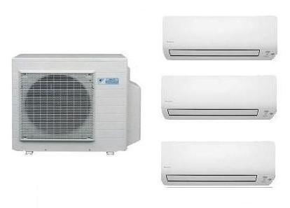 DAIKIN CLIMATIZZATORE TRIAL Serie K 3MXS68G + 3 x FTXS35K 12+12+12