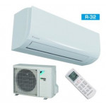 DAIKIN CLIMATIZZATORE MONO SENSIRA INVERTER FTXF50A/RXF50A/B 17.000 BTU - Gas R-32