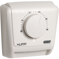 VEMER KLIMA 3 - Termostato meccanico da parete (Cod. VE019600) - ACCESSORI