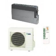 DAIKIN CLIMATIZZATORE A PAVIMENTO DA INCASSO FNQ60A-I/RXS60L INVERTER P/C 21000 BTU/H (Telecomando incluso)