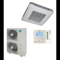 DAIKIN Cassetta Pensile a soffitto FUQ100C-I/RZQG100L8V1 SMART INVERTER (Telecomando ad infrarossi)