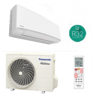 PANASONIC MONO Serie TZ CS-TZ18SKEW/CU-TZ18SKE Standard Inverter 18000 BTU INVERTER P/C Gas R-32