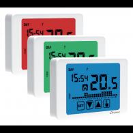 VEMER CHRONOS 230 - Cronotermostato elettronico touch screen (Cod. VE453700) - ACCESSORI