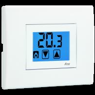 VEMER AROS - Termostato touch screen DA INCASSO (Cod. VE458600) - ACCESSORI