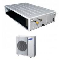 SAMSUNG Canalizzabile Media Prevalenza AC100MNMDKH / AC100MXADNH (comando a filo premium MWR-WE11N incluso) - TRIFASE