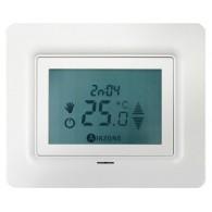 AIRZONE ACCESSORI AZATACTOZCEB Termostato Incasso Tacto Cablato per Innobus Pro32 e Acuazone Colore Bianco