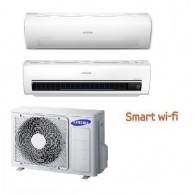 SAMSUNG DUAL Serie AR7000M Smart WI-FI AJ050FCJ2EH/EU + AR09HSSDB + AR18HSSDB 9+18