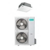 HISENSE CLIMATIZZATORE MONO Inverter CASSETTA AUC175R6FA/AUW175U6SP 58000 BTU/h P/C (Pannello PE-BA-D29 & Telecomando inclusi)