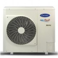 CARRIER CHILLER 30AWH004HD INVERTER AIR TO WATER MONOBLOCCO Pompa di calore raffreddata ad aria (Con modulo idronico)