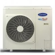 CARRIER CHILLER 30AWH008HD INVERTER AIR TO WATER MONOBLOCCO Pompa di calore raffreddata ad aria (Con modulo idronico)