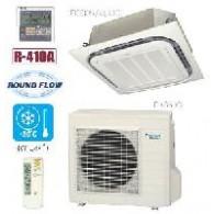 DAIKIN CLIMATIZZATORE FCQG50F-IGH/RXS50L 17000 BTU/h Telecomando ad infrarossi & griglia standard inclusa