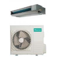 HISENSE CLIMATIZZATORE MONO Inverter CANALIZZATA AUD105UX4SHH3/AUW105U4RA4 32000 BTU/h P/C - Gas R-32
