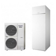 PANASONIC AQUAREA All in One - Alta connettività WH-ADC1216G6E5 + WH-UD12FE5 - Monofase
