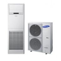SAMSUNG COLONNA AC140KNPDEH / AC140KXADGH 48000 BTU/h Inverter Pompa Calore (Telecomando infrarossi incluso) - TRIFASE