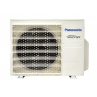 PANASONIC CLIMATIZZATORE Unità Esterna TRIAL CU-3E23SBE Inverter Pompa di calore 23000 BTU/h