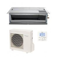 DAIKIN CLIMATIZZATORE MONO Canalizzato FDXM50F3-F/RXM50M9/N/N9 (Comando a filo standard incluso) - Gas R-32