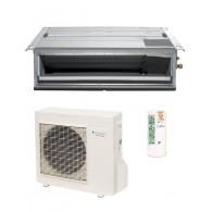 DAIKIN CLIMATIZZATORE MONO Canalizzato FDXM25F3-I/RXM25M9/N9 (Telecomando infrarossi incluso) - Gas R-32