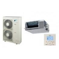 DAIKIN CLIMATIZZATORE FBQ125D-F/RZQG125L9V1 SMART INVERTER 43000 BTU/h (Comando a filo incluso)