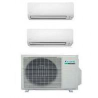 DAIKIN CLIMATIZZATORE DUAL Serie K 2MXS50H + FTXS25K + FTXS35K 9+12 + STAFFA OMAGGIO