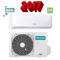 HISENSE CLIMATIZZATORE MONO Inverter NEW COMFORT DJ50XA00G/DJ50XA00W 18000 BTU/h P/C - Gas R-32