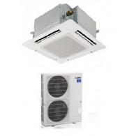 MITSUBISHI ELECTRIC Power Inverter PLA-ZM140EA/PUHZ-ZRP140VKA3 Cassetta 90x90 MONOFASE (Griglia PLP-6EA inclusa)