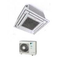 DAIKIN CLIMATIZZATORE FFQ35C-IGW/RXS35L 12000 btu - Telecomando ad infrarossi & Griglia bianca inc.